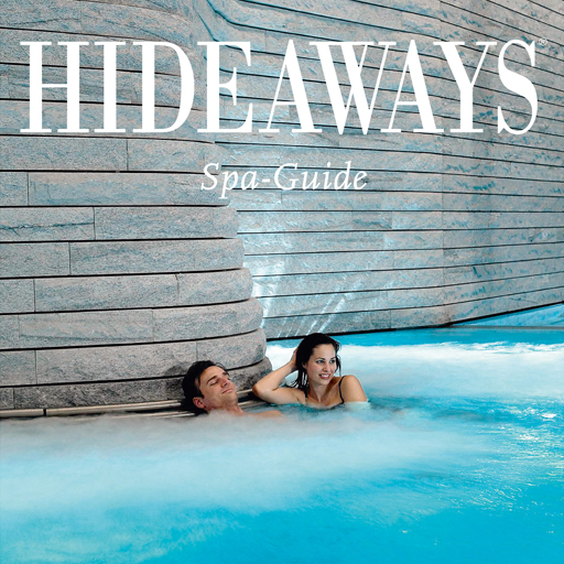 HIDEAWAYS Spa-Guide - The 100 best Wellness-Hotels app icon