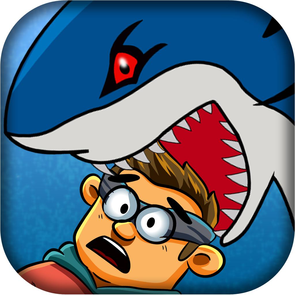 Adânc Șase накидка герой - большой скачок за сердитым акулы приключения бесплатно